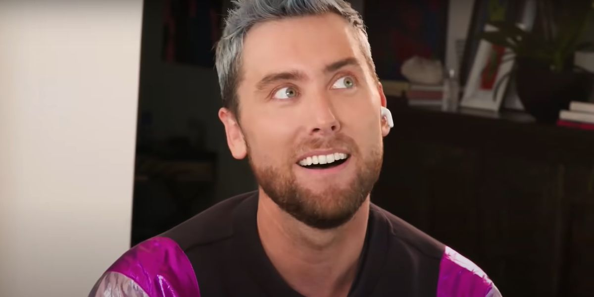 NSYNC's Lance Bass Completed Viral 'It's Gonna Be May' TikTok Challenge And I Can't Get Enough