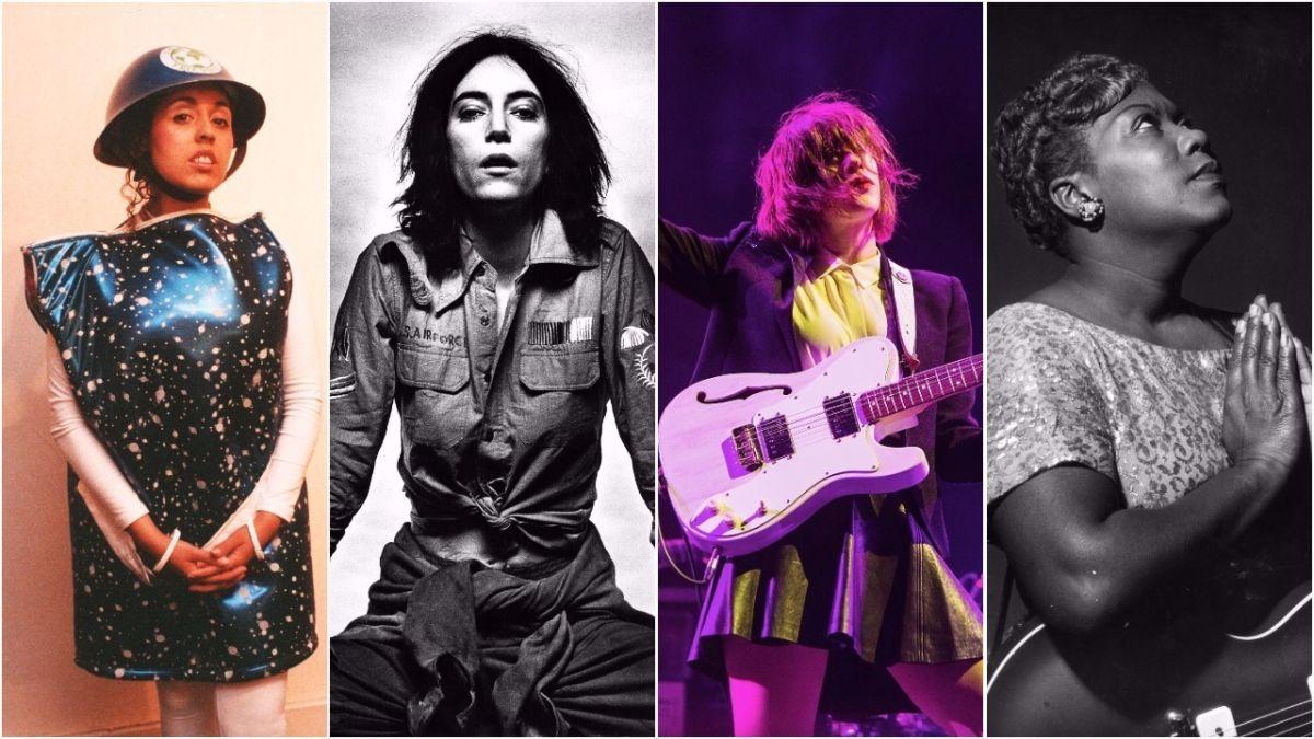 50 Women Who Changed Rock N Roll Louder