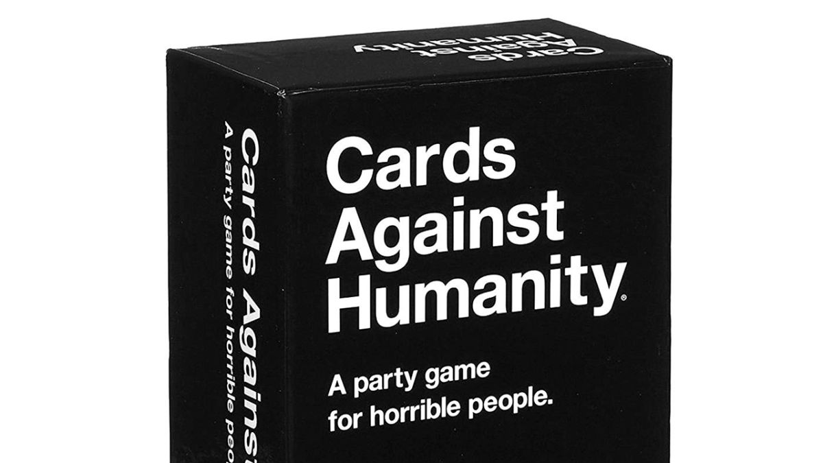 Cards Against Humanity is 25% off at Amazon UK today only