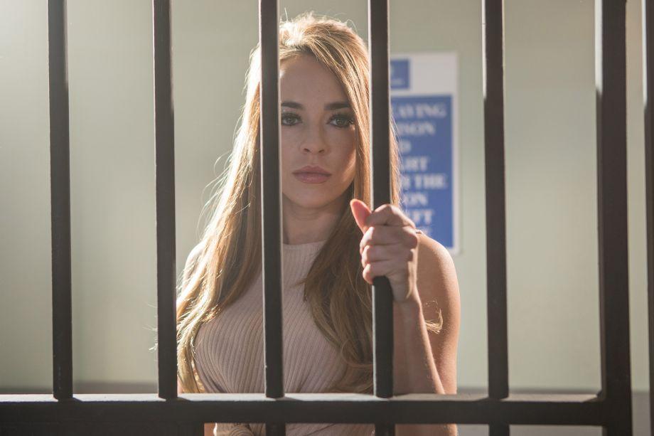 Sinead Shelby in Hollyoaks