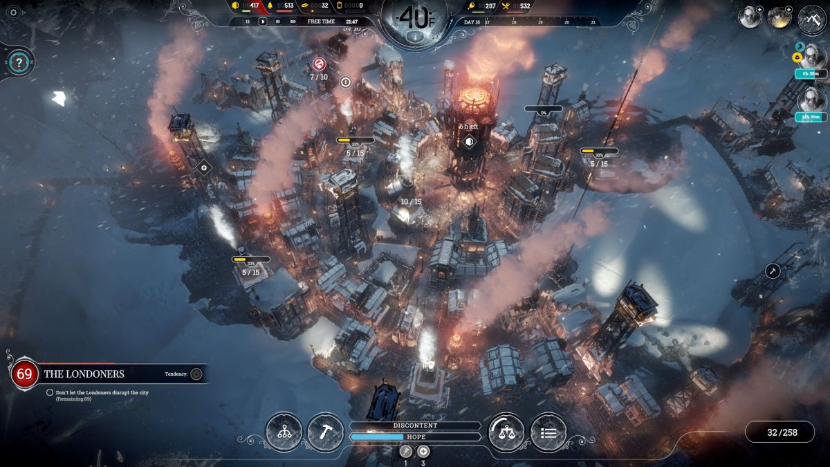 Frostpunk's free endless mode is due next week, and it's bigger than we expected