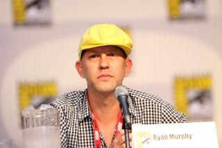 Ryan Murphy at San Diego Comic Con.