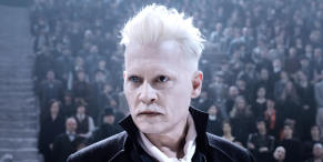 How J.K. Rowling Apparently Responded When Fantastic Beasts 3 Decided To Drop Johnny Depp