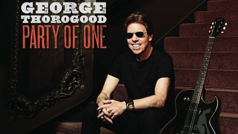 Cover art for George Thorogood - Party Of One album
