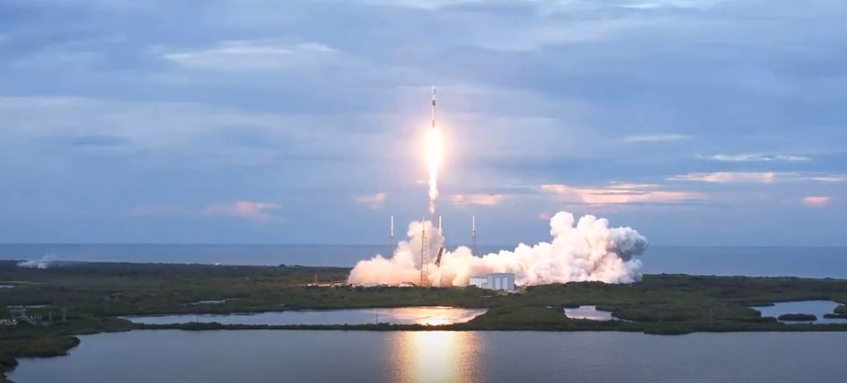 SpaceX launches Earth-observation satellite for Argentina, nails rocket landing
