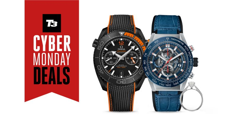 Forget Amazon, Save up to 50% on TAG Heuer, Omega and more in Goldsmith's Cyber Monday sale instead