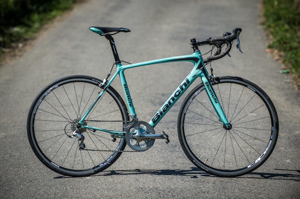 d16310b9115 Bianchi Reviews - Cycling Weekly