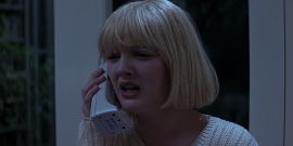 Drew Barrymore Reprised Her Iconic Scream Character, Check It Out