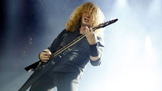With Slayer preparing to call it a day, Megadeth leader Dave Mustaine says it might now be time to forget about The Big Four and concentrate instead on The Big 10