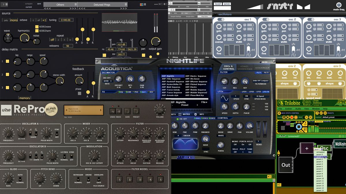 7 of the best new free vst au plugin synths to download in 2017 musicradar. Black Bedroom Furniture Sets. Home Design Ideas