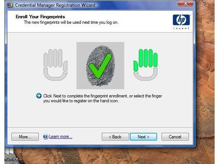 How fingerprint scanners work - My Thumb is My Passport: Using