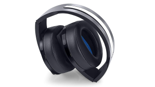 Sony PlayStation Platinum Wireless Headset build