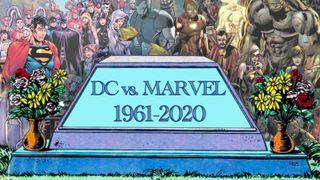 DC - Marvel rivalry