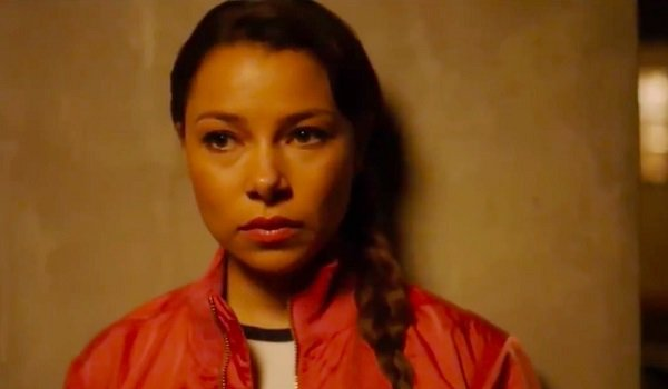 Nora West-Allen Jessica Parker Kennedy The Flash The CW