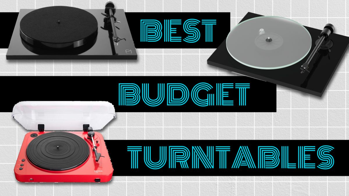 The 10 best budget turntables 2019: top decks for less than £300