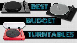 The 10 best budget turntables 2020: top decks for less than £300