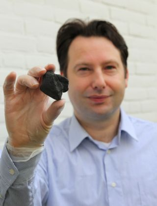 Dutch meteorite from 1800s