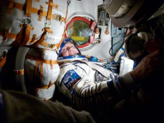 The first Dutchman to return to orbit, André Kuipers' second stay on board the International Space Station (ISS) is the European Space Agency's PromISSe mission. The five-month mission launched on Dec. 21, 2011.