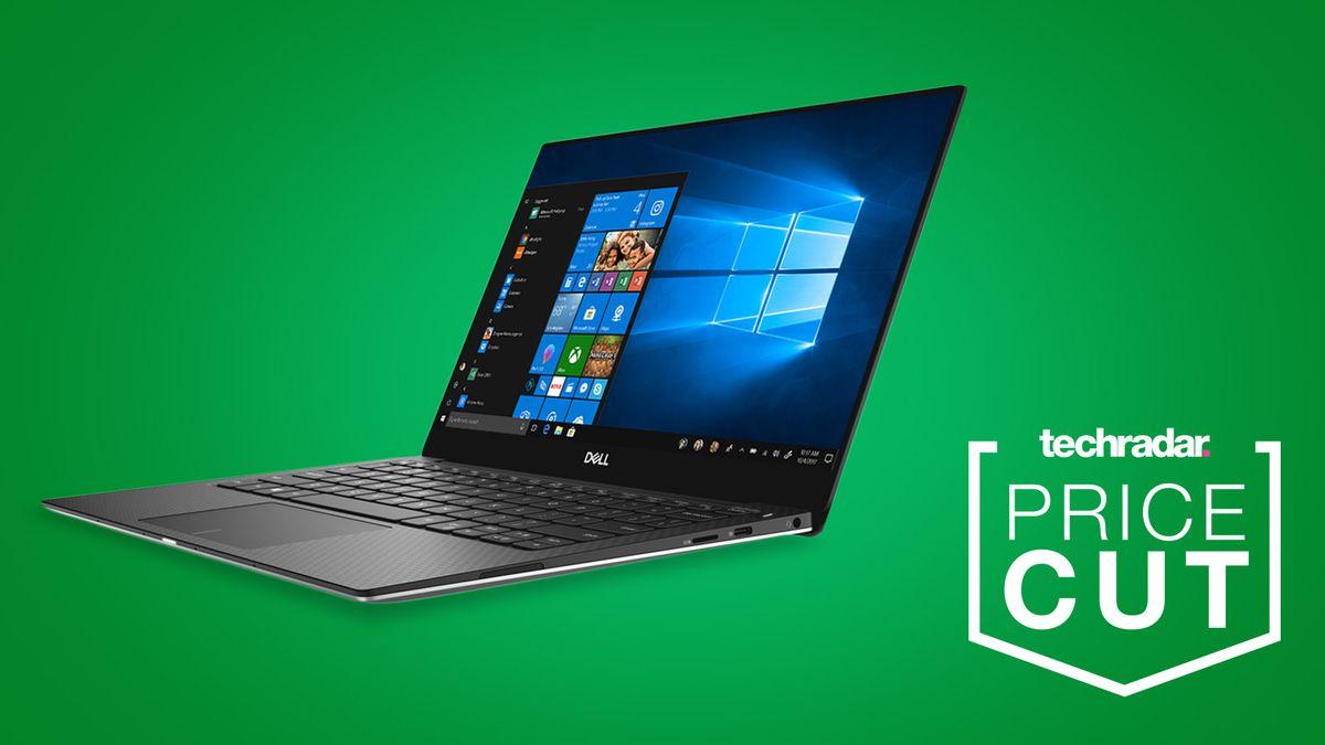 Dell laptop deal: the XPS 13 laptop gets a massive $969 price cut