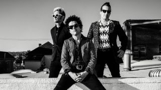 Green Day press shot