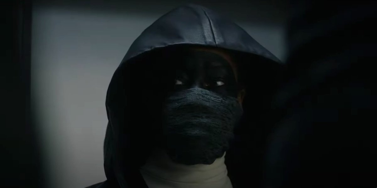 Regina King on Watchmen