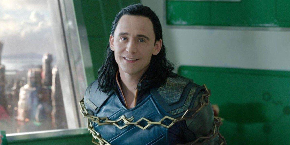 Tom Hiddleston - Thor: Ragnarok
