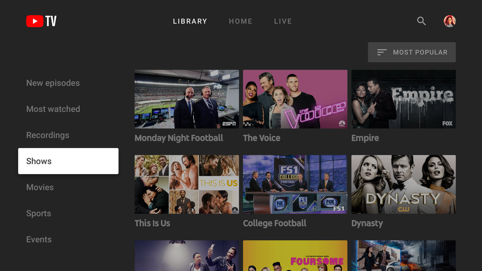 Youtube Tv Everything You Need To Know About The Service Techradar