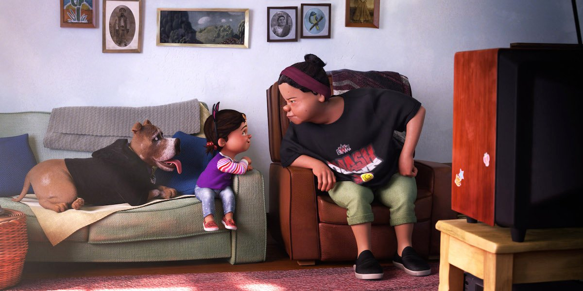 How Pixar's Nona Director Kept The Story Authentic