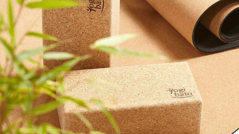 Amazon yoga deals: Yogibato Yoga Block Cork