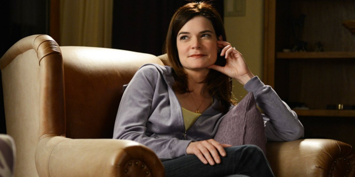 Betsy Brandt as Marie Schrader on Breaking Bad