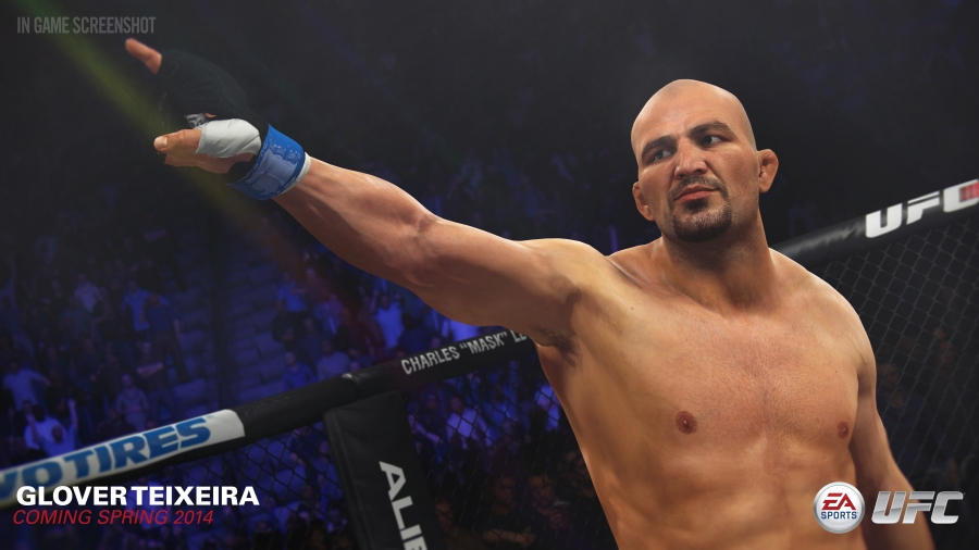 EA Sports UFC Screenshots Keep The Hype Going For PS4, Xbox One #31519