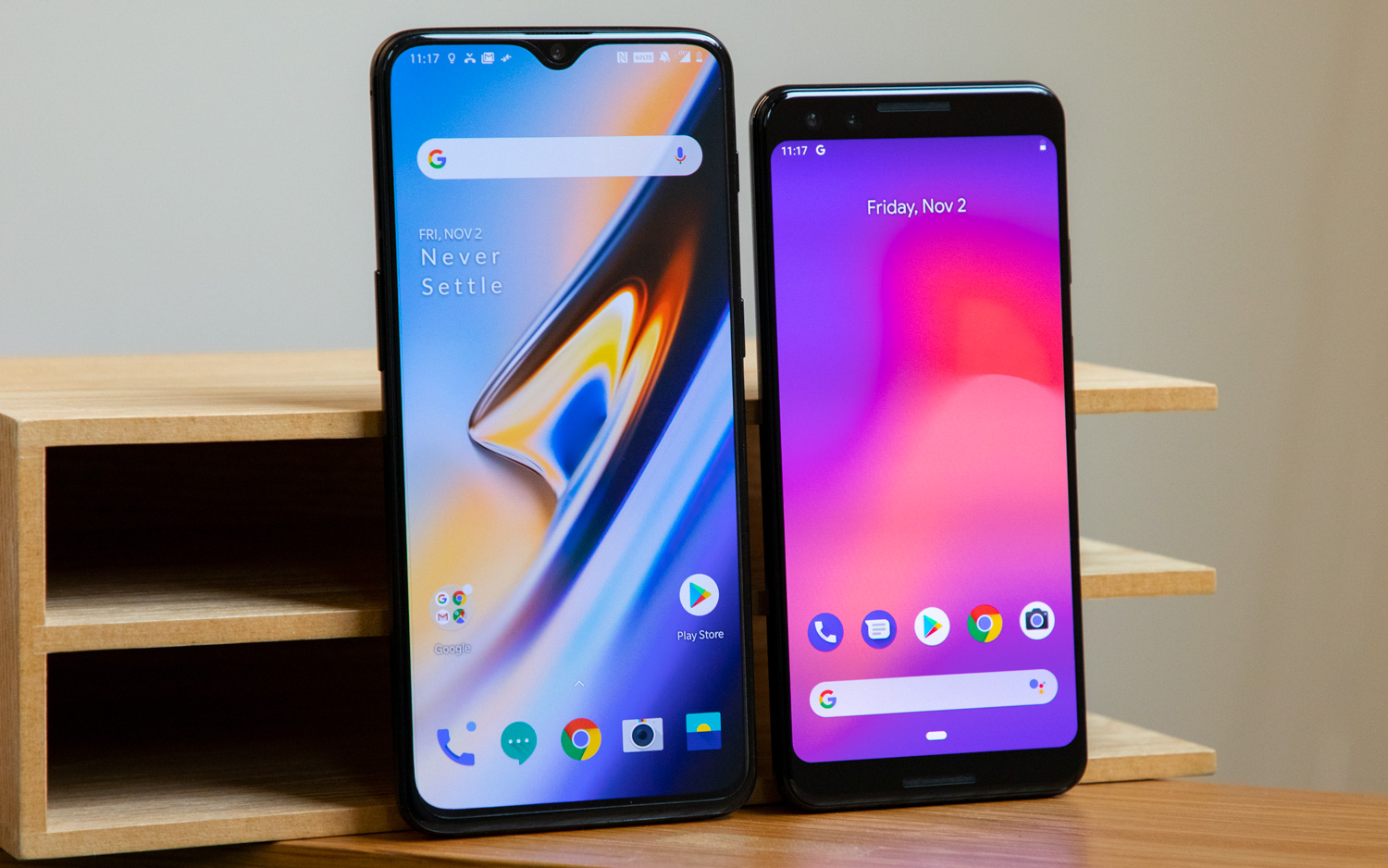 OnePlus 6T vs  Pixel 3: Why OnePlus Beats Google at Android