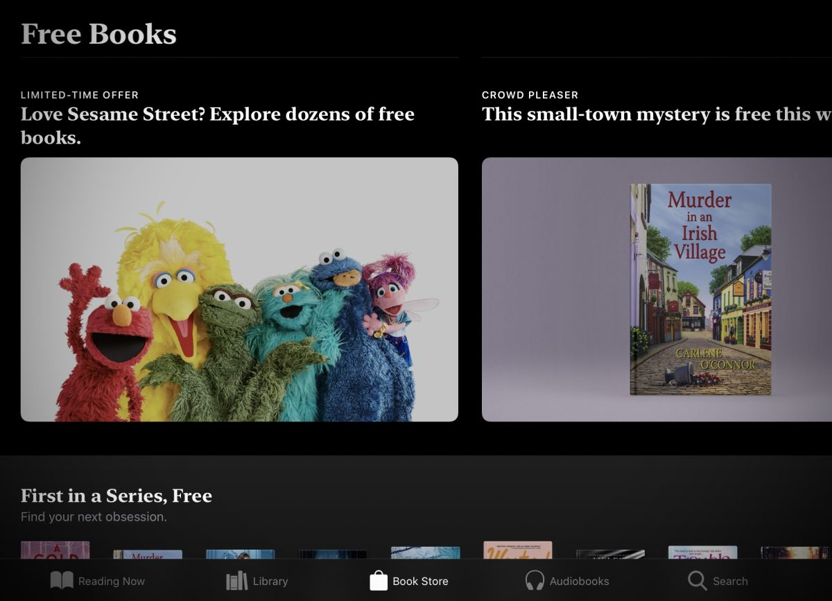 Apple is giving away great e-books for kids and adults: Here's how to get them