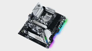 ASRock B460 motherboard