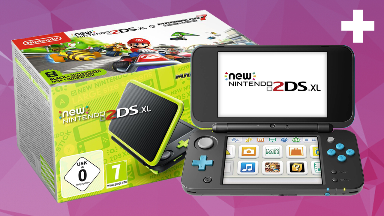 4780c8317dd2 The best Nintendo 2DS XL bundle deals in the UK 2019