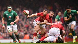 Alun Wyn Jones Wales vs Ireland live stream rugby international