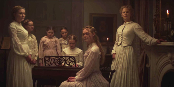 The Beguiled Cast