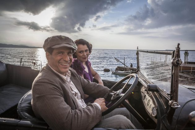 The Durrells Alexis Georgoulis Reveals English Cast Enjoyed The Torture Of The Shoot Video News Tv News What S On Tv In 1993, he started studying at the national technical university of athens to become a civil engineer. the durrells alexis georgoulis reveals