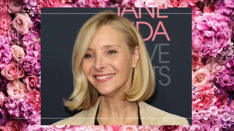 youthful hairstyles for over 50s main image with lisa kudrow with a bouncy bob
