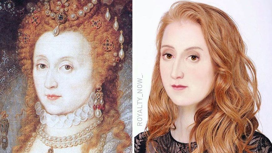 Historical figures get Instagram-ready makeovers (and they're weirdly addictive)