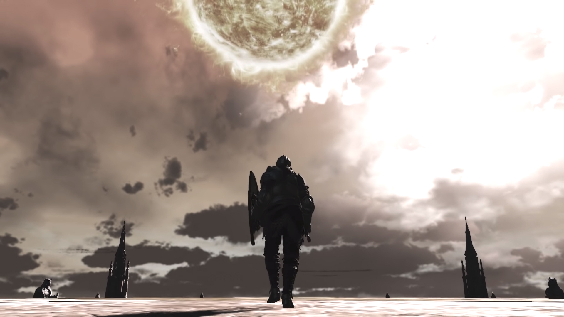 Dark Souls 3 Alpha Cut Content Reveals Weird And Beautiful Time Of