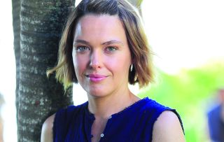 Death in Paradise Sally Bretton
