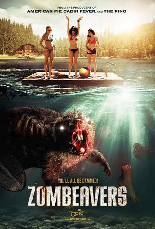 zombeabers poster