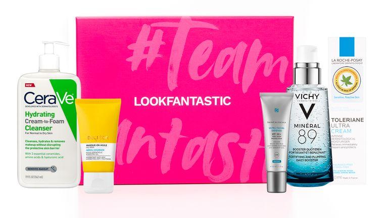 Lookfantastic x Alex Steinherr Beauty Box