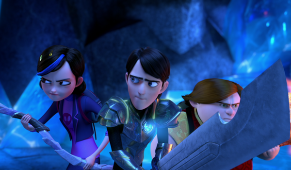 trollhunters season 2 claire jim toby