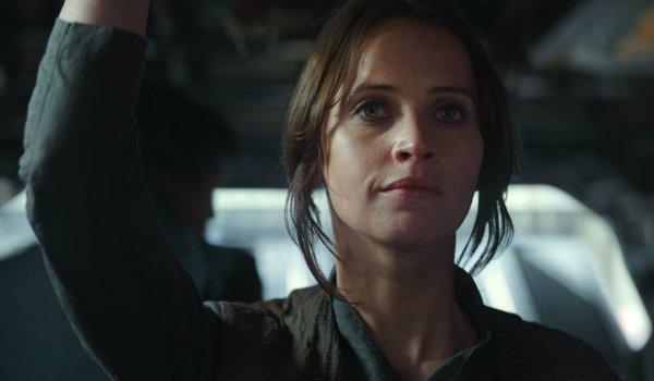 Felicity Jones Jyn Erso Rogue One