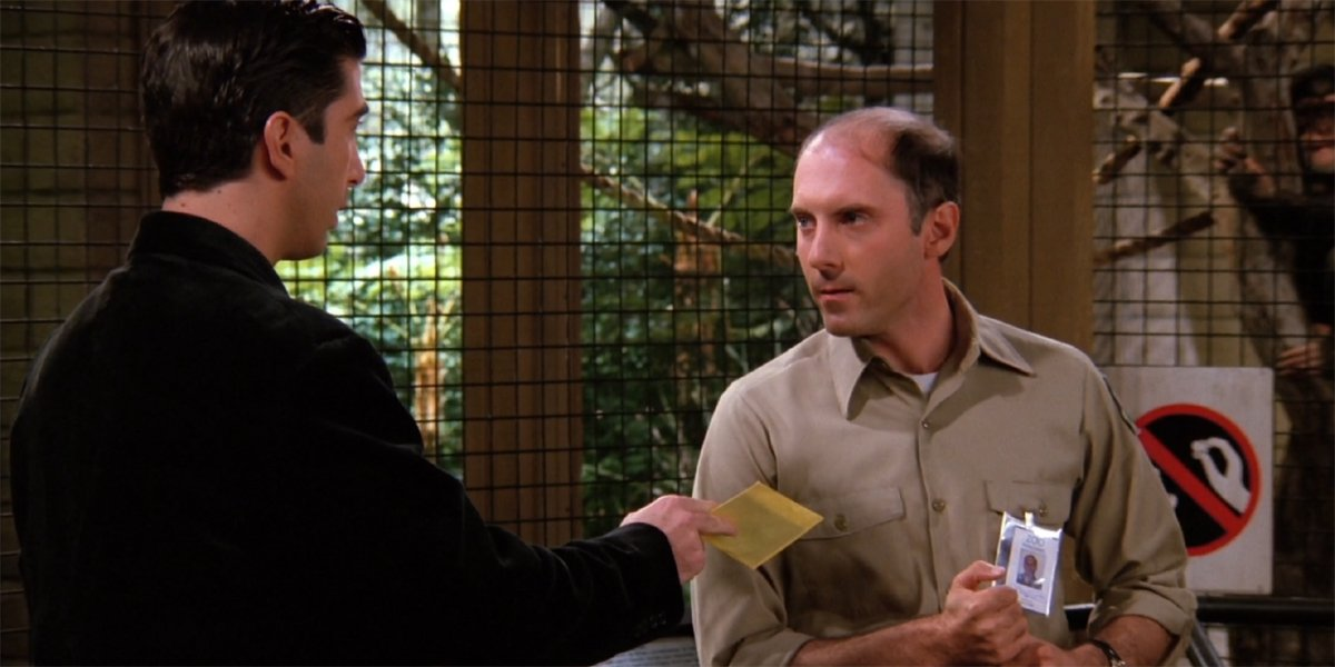 Dan Castellaneta on Friends