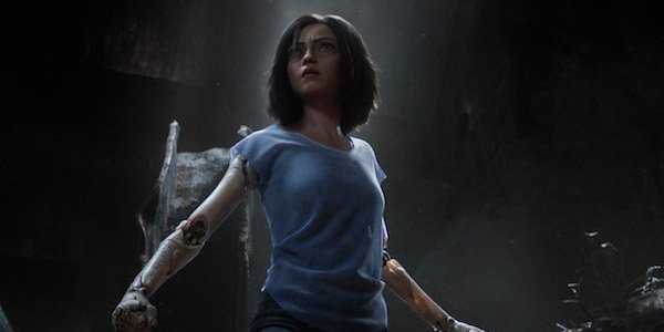 Rosa Salazar as Alita: Battle Angel