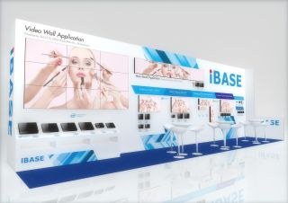 Matrox, IBASE Launch 3x3 Digital Signage Solution