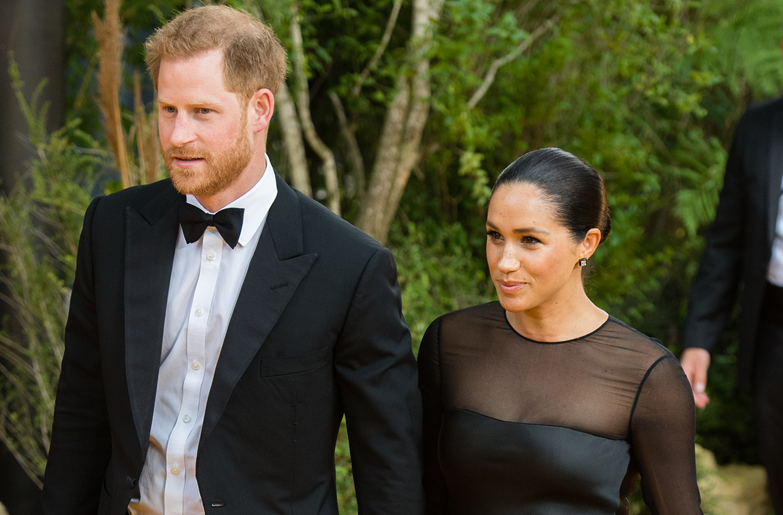 elton john defends prince harry meghan markle holiday private jet